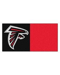 NFL Atlanta Falcons Carpet Tiles 18x18 tiles by