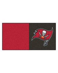NFL Tampa Bay Buccaneers Carpet Tiles 18x18 tiles by