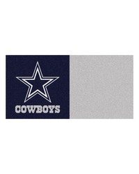 NFL Dallas Cowboys Carpet Tiles 18x18 tiles by