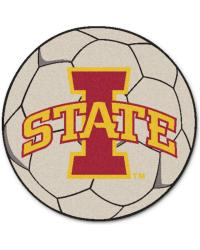 Iowa State Soccer Ball  by