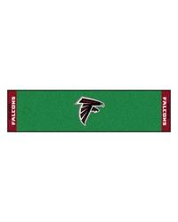 NFL Atlanta Falcons PuttingNFL Green Runner by