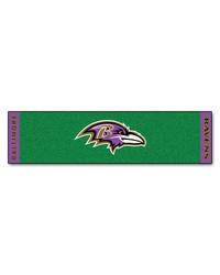 NFL Baltimore Ravens PuttingNFL Green Runner by
