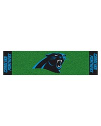 NFL Carolina Panthers PuttingNFL Green Runner by