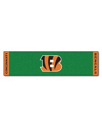 NFL Cincinnati Bengals PuttingNFL Green Runner by