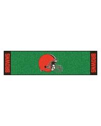 NFL Cleveland Browns PuttingNFL Green Runner by