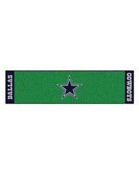 NFL Dallas Cowboys PuttingNFL Green Runner by