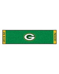 NFL Green Bay Packers PuttingNFL Green Runner by