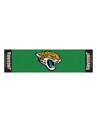 NFL Jacksonville Jaguars PuttingNFL Green Runner by
