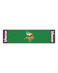 NFL Minnesota Vikings PuttingNFL Green Runner by