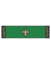 NFL New Orleans Saints PuttingNFL Green Runner by