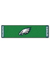 NFL Philadelphia Eagles PuttingNFL Green Runner by