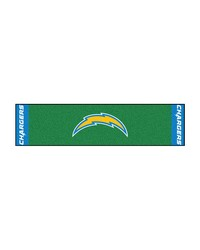 NFL San Diego Chargers PuttingNFL Green Runner by
