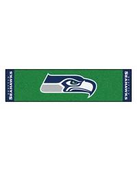 NFL Seattle Seahawks PuttingNFL Green Runner by