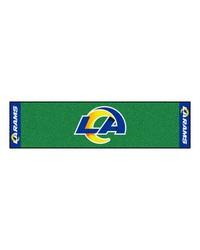 NFL St. Louis Rams PuttingNFL Green Runner by
