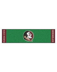 Florida State Putting Green Runner  by