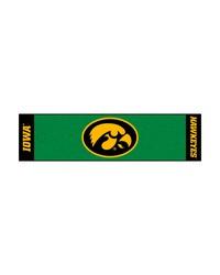 Iowa Putting Green Runner by