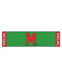 Maryland Putting Green Runner  by