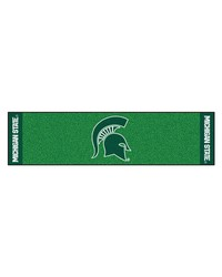 Michigan State Putting Green Runner  by