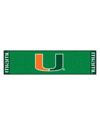Miami Putting Green Runner  by