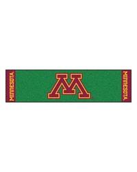 Minnesota Putting Green Runner  by