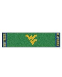West Virginia Putting Green Runner by