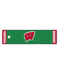 Wisconsin Putting Green Runner by