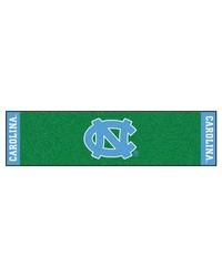 UNC Chapel Hill Putting Green Runner by