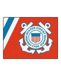 US Coast Guard AllStar Rug by