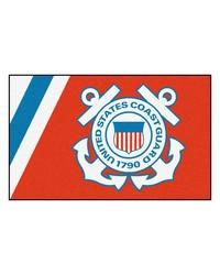 Coast Guard Rug 4x6 46x72 by
