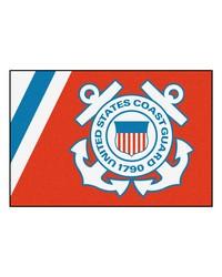 Coast Guard Rug 5x8 60x92 by