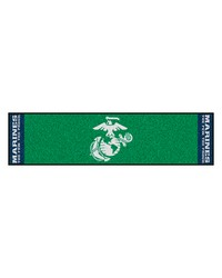 Marines Putting Green Runner by