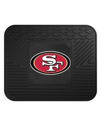 NFL San Francisco 49ers Utility Mat by