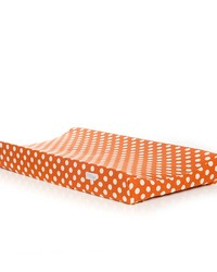 Calliope Changing Pad Cover Orange Dot by