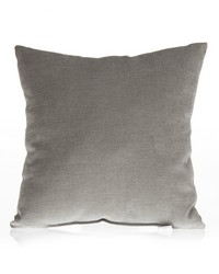 Calliope Pillow - Grey Velvet by