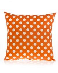 Calliope Pillow - Orange Dot by