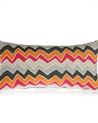 Calliope Pillow - Rectangle Chevron by
