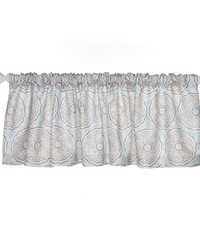 Luna Valance Orbs Approximately 54x18 in  by