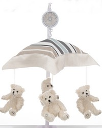Luna Musical Mobile Plays Brahms Lullaby by