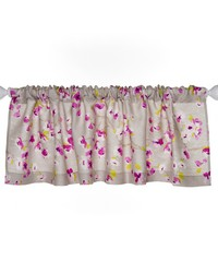Blossom Valance Floral Approximately 70x18 in  by