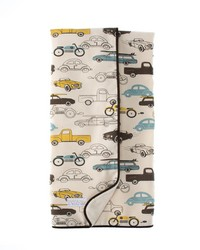 Traffic Jam Quilt Cars by