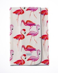 Lilly and Flo Quilt Flamingo by