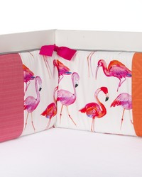 Lilly and Flo Bumper by