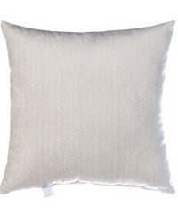 Lilly and Flo Pillow  White Velvet by