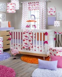 Lilly and Flo Bedding