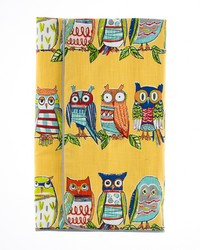 Lil Hoot Quilt Owls by