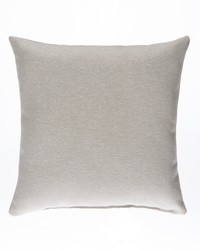 Lil Hoot Pillow  Grey Solid by