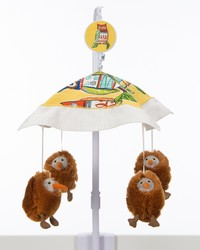 Lil Hoot Musical Mobile Plays Brahms Lullaby by
