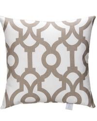 Soho Pillow  Fretwork Print by