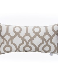 Soho Pillow  Rectangle Fretwork by