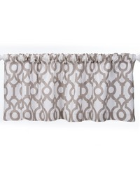 Soho Valance Fretwork Approximately 54x18 in  by